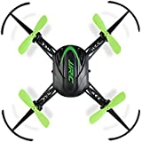 KXN Mini RC Helicopter Drone 2.4Ghz 6-Axis 4 Channels Quadcopters Good Choice for Drone Training (Green)