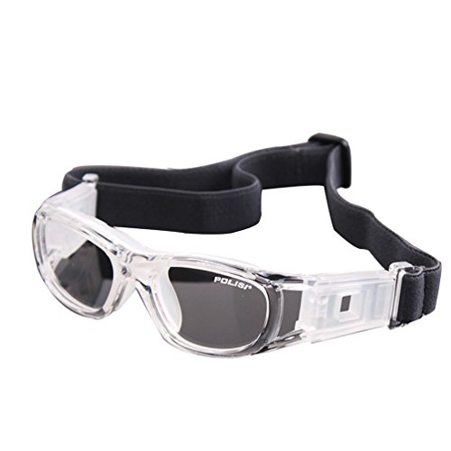 BasketballFootball-Goggles-Outdoor-Sports-Sunglasses-for-Kids-Cycling-Running-Driving-Fishing-UV400-Protection-WHITE