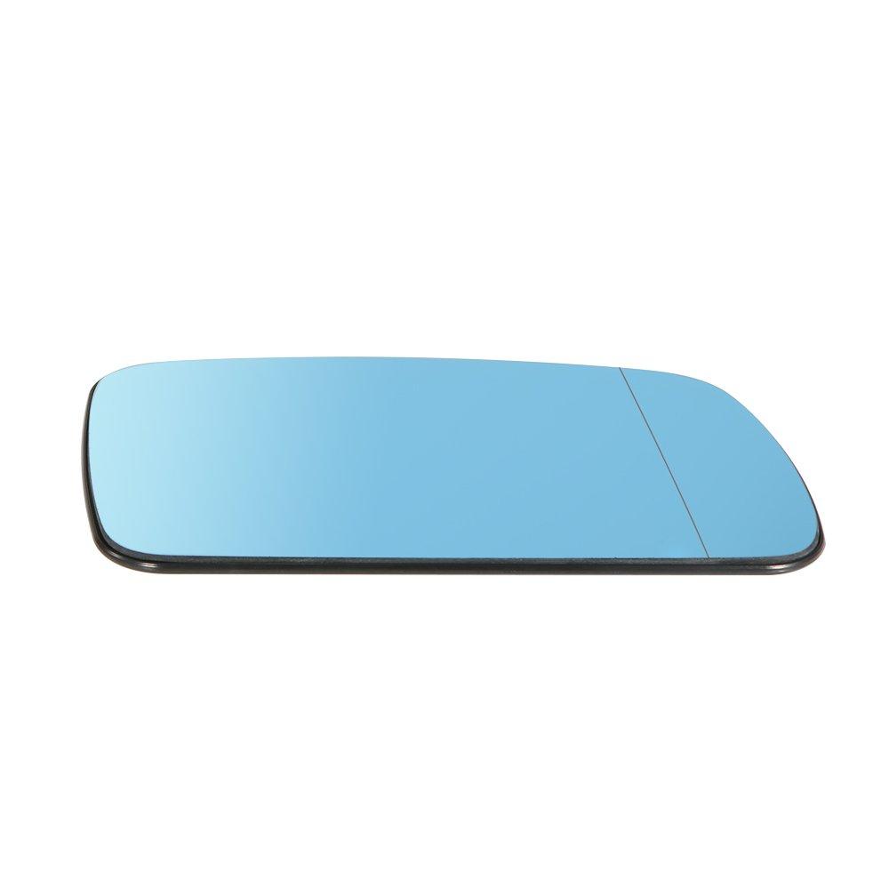 KKmoon C/ôt/é Gauche Porte Aile Miroir avec Fonction Chauffage