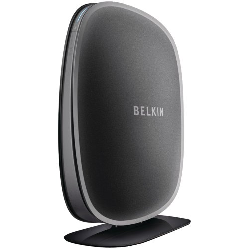 Belkin N450 Wireless N+ Router with Self-Healing (Latest Generation) (F9K1003)