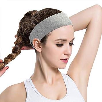 Yoga Coiffure Bandeau Sport Feminin Cheveux Courts Absorbant La