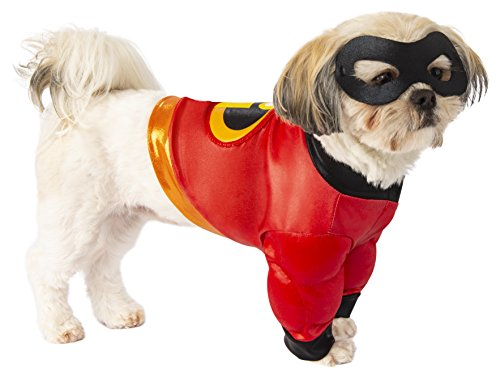Rubie's Disney: Incredibles 2 Pet Costume Shirt and Mask, (Buzz Lightyear Costume For Dogs)
