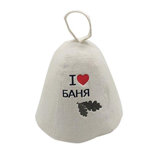 Bath Wool Felt Bania #5 Saunahattu 2x Sauna Hat Russian Banya Saunahut