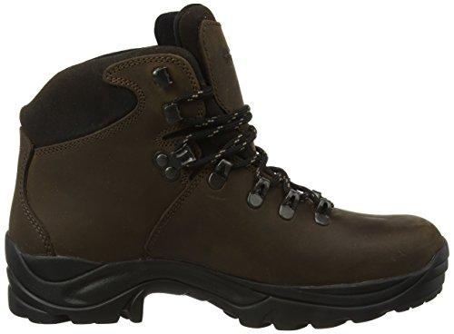 Escursionismo Donna Marrone Hi Da tec Ravine Waterproof brown Alti Stivali xx4X0A