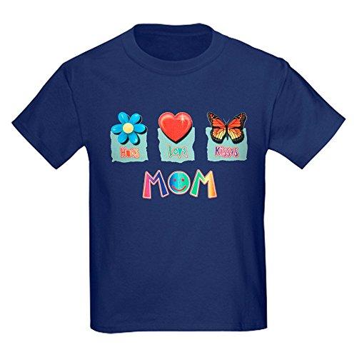 Navy Mom Heart Camo - 7