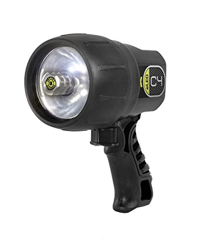Underwater Kinetics C4 eLED Diving Lights (Black)