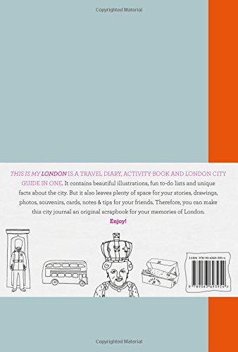 This is my london do it yourself city journal petra de hamer this is my london do it yourself city journal petra de hamer anne van haasteren 9789063693954 books amazon solutioingenieria Choice Image