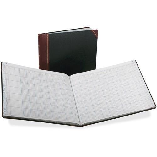 25-150-36 Boorum & Pease 25 Columnar Book - 75 Sheet(s) - Thread Sewn - White - 1 Each Columnar Book 150 Sheet Thread