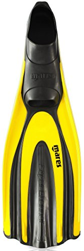 Mares Avanti Superchannel Full Foot (Mares Avanti Superchannel Full Foot Fin - Yellow -)