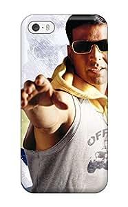 New Style ZippyDoritEduard Hard Case Cover For Iphone 5/5s- Akshay 01 People Men