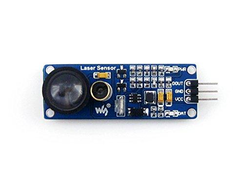Waveshare laser receiver module sensor