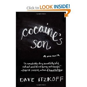 Dave Itzkoff'sCocaine's Son: A Memoir [Hardcover](2011)