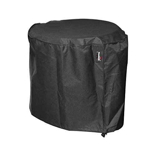 Stanbroil Heavy Duty Waterproof Dome Smoker Cover - Fits Char-Broil's The Big Easy Oil-Less Turkey Fryer ()