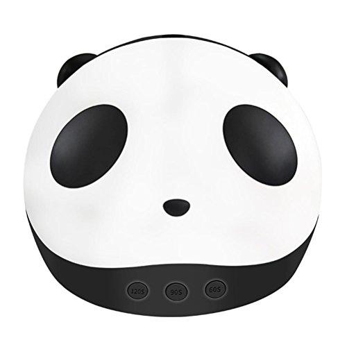 Dolloress Beauty Nail⭐IBCCCNDC Panda Infrared Smart Sensor USB Interface Intelligent 36W LED UV Nail Gel Curing Lamp Dryer Machine Cure UV Gel Do Nail Art Anytime