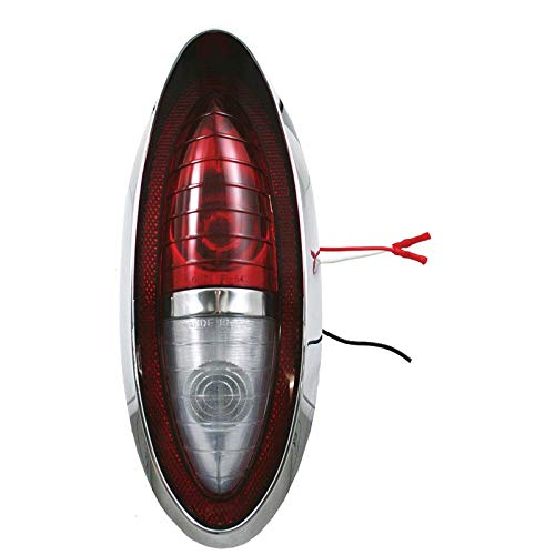 Eckler's Premier Quality Products 80-291336 Chevy Taillight Assembly With Back-Up ()