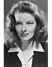 Katharine Hepburn notebook, journal, diary - classic writing 120 perfect lined pages #2