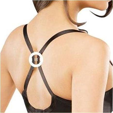 21pcs Bra Stap Clips Non-Slip Bra Straps Holder Adjustable /& Concealing Bra Clips for Women