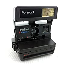 POLAROID OneStep Closeup 600 Instant Film Camera with Strap ***