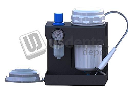 DIGITECH - Sahara Mobile Sandblaster 50-70micron - Abrasive System only - NO Cabinet - Each #002230 Sandblaster 124483