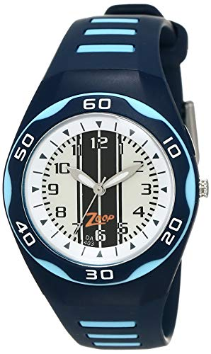 Zoop Analog Blue Dial Children's Watch NLC3022PP01 / NLC3022PP01