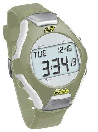 Skechers GoWalk Heart Rate Monitor Watch (Khaki)