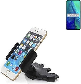 K-S-Trade® Ranura De CD Smartphone Soporte para OPPO Reno 5G ...