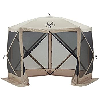 Amazon Com Gazelle Tents 25500 Gazelle 5 Sided Hub Gazebo