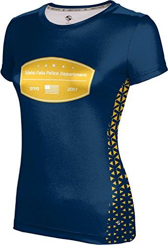 ProSphere Women's Idaho Falls Police Department Geometric Shirt - In Falls Shopping Idaho