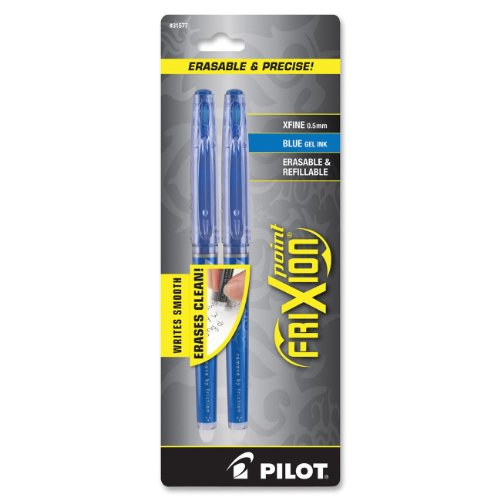 Pilot FriXion Erasable 2 Pack 31577