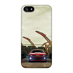 Hot Style Hma6055GZSQ Protective Case Cover For Iphone5/5s(chevy Camaro Ss Savini)