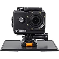 WASPCAM 9940 Wi-Fi Waterproof Action Camera HD USB Action Cam - Black