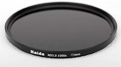 Haida 127mm Neutral Density ND 3.0 1000x Filter