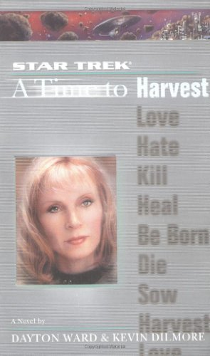book cover of A Time to Harvest