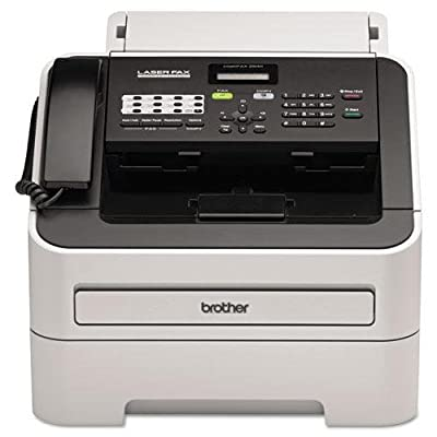 BROTHER INTERNATIONAL CORP intelliFAX-2940 Laser Fax Machine, Copy/Fax/Print (FAX2940)