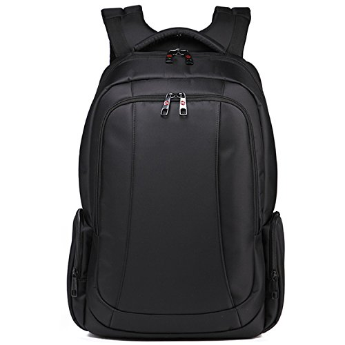 "15.6"" laptop backpacks for teenager fashion male feminina women Schoolbag travel backpack anti thief Black"