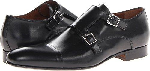 DBL Massimo Matteo Cap Monk Black Toe Mens TEzxrCwqE