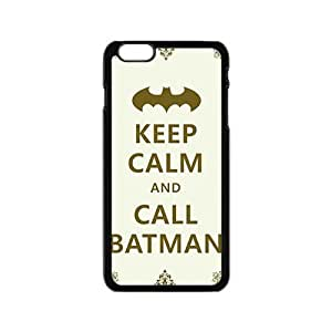 Simple motto call Batman Cell Phone Case for iPhone 6