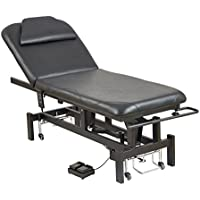 BEAUTY SALON SPA ELECTRICAL FACIAL BEAUTY BED SPA MASSAGE ALL PURPOSE DOCTORS RECLINING WORKING BED - MAR EGEO