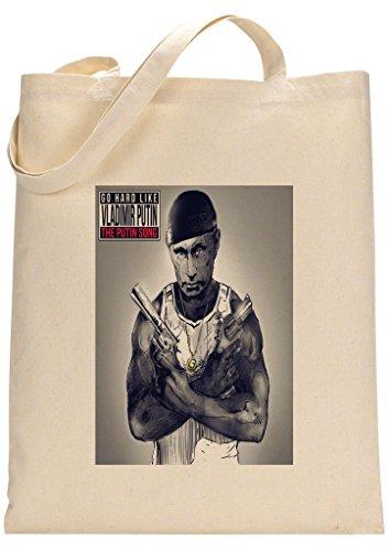 President Putin Custom Made Tote Bag
