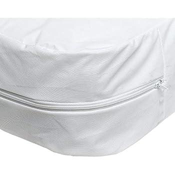 Amazon Com Dmi Zippered Plastic Mattress Protector