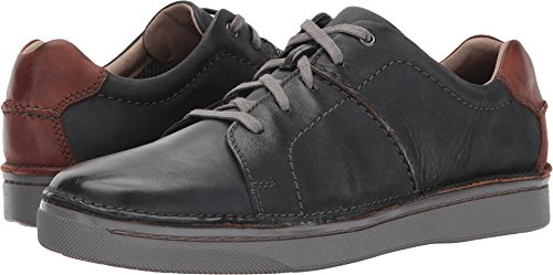 Clarks - Mens Kitna Walk Shoe, Size: 10.5 D(M) US, Color: Black Nubuck