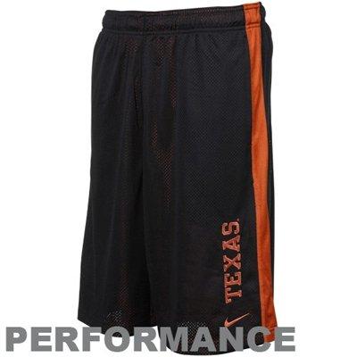 Texas Longhorns Dri-Fit Varsity Mesh Short - Men - XL (Longhorns Texas Shorts)