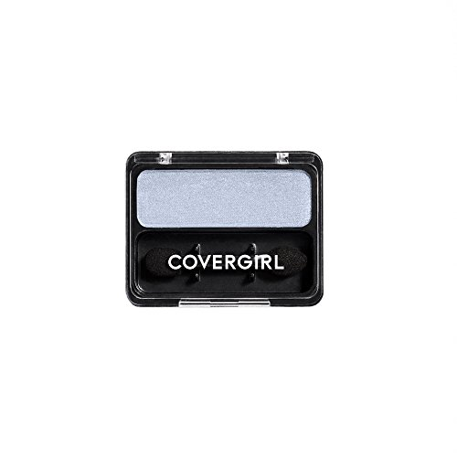 COVERGIRL Eye Enhancers 1-Kit Eye Shadow Sterling Blue, 0.09 oz (packaging may vary)