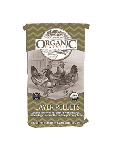 Kalmbach Feeds Piece Organic Pellet product image
