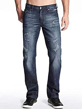 GUESS REGULAR STRAIGHT CRESCENT FIT FOR MEN - 30 US