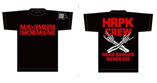 マキシマムザホルモン 腹ペコ CREW Tシャツ sizeXLの商品画像