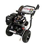 SIMPSON Cleaning PS4240 PowerShot Gas Pressure Washer Powered by Honda GX270, 4200 PSI at 4.0 GPM