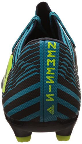 Scarpe Da Uomo Adidas Nemeziz 17,3 Fg Tacchetti Da Calcio Messi Scarpe Da Calcio S80601 Nuovo Bianco