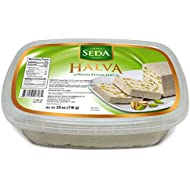 Seda Halva with Pistachio, 25 oz