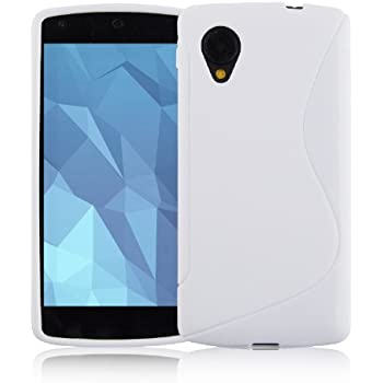 Amazon.com: kwmobile Crystal Case for LG Google Nexus 5 ...